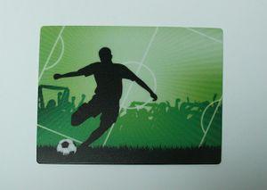 Mousepad Fußball / Fußballspieler 24 x 19 cm