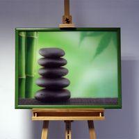 3D-Bild: Stones | heiße Steine, Entspannung, Massage