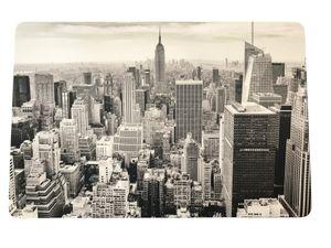 Schreibtischunterlage Manhattan / New York / Amerika / Stadt / Skyline  40 x 60 cm abwischbar