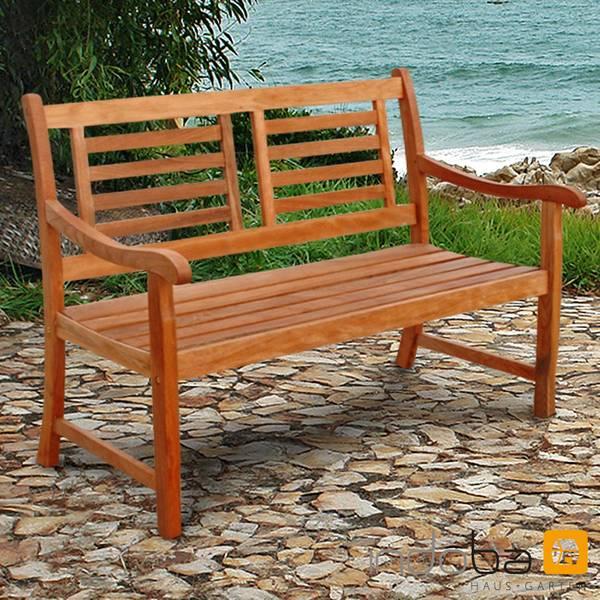 Gartenbank 2-Sitzer Sun Flair - Serie Sun Flair - IND-70033-GB2