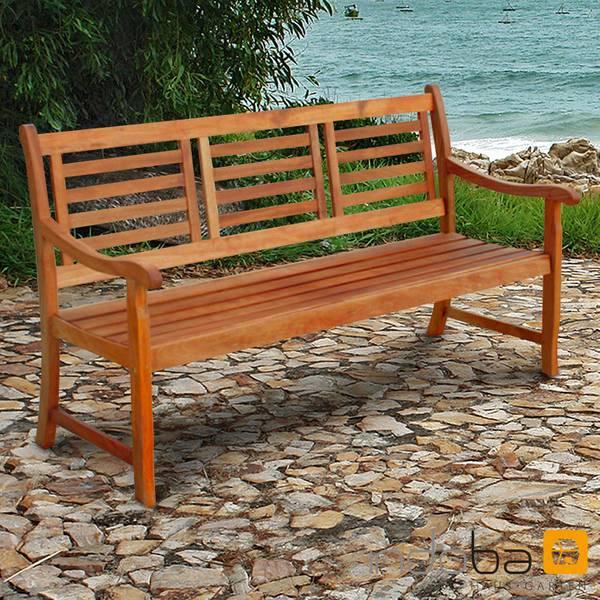 Gartenbank 3-Sitzer Sun Flair - Serie Sun Flair - IND-70034-GB3