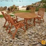 Gartenmöbel Set 5-teilig Bali - Serie Bali - IND-70068-BASE5 001