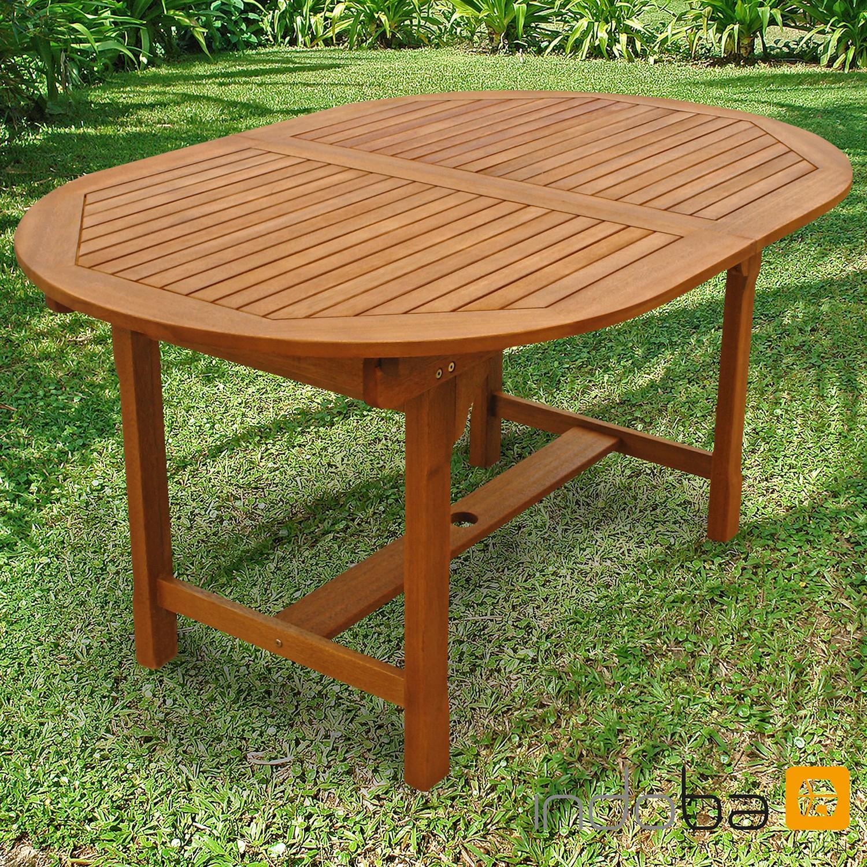 Gartentisch Sun Shine Oval Ausziehbar Serie Sun Shine Ind