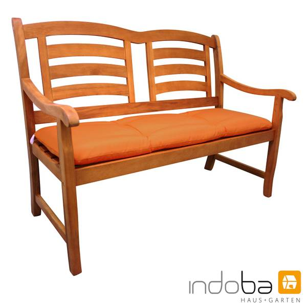 indoba - Bankauflage - Serie Relax - Orange