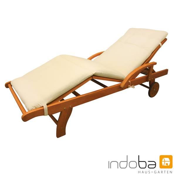 indoba - Liegenauflage - Serie Relax - Beige