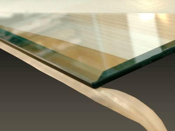 Silikon - Glasplattendichtung 4 m, Dichtlippe für Funkenschutzplatte – Bild 6