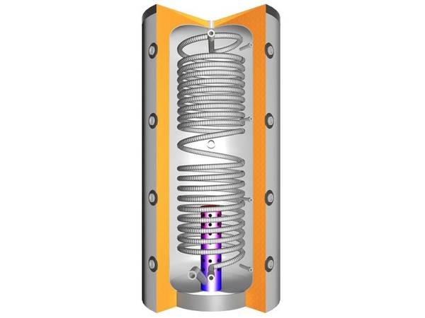 Hygiene-Schichtenspeicher TH 600 V2