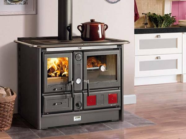 Küchenofen wasserführend 18,4 kW La Nordica Termorosa XXL DSA – Bild 1