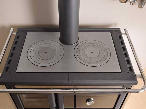 Küchenofen 8,5 kW La Nordica Rosa XXL – Bild 2