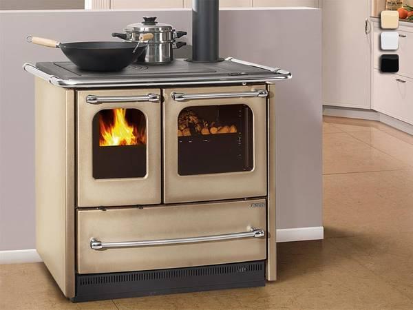 Küchenofen 6,5 kW La Nordica Sovrana Easy