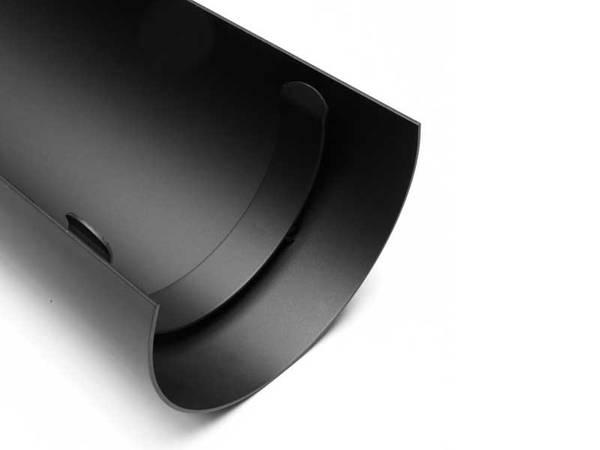 Thermoschild für Rauchrohr - 460 mm – Bild 9