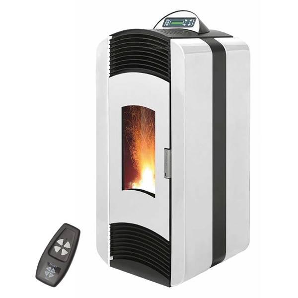 Pelletofen 8,5 kW Blaze Extra 10 – Bild 4