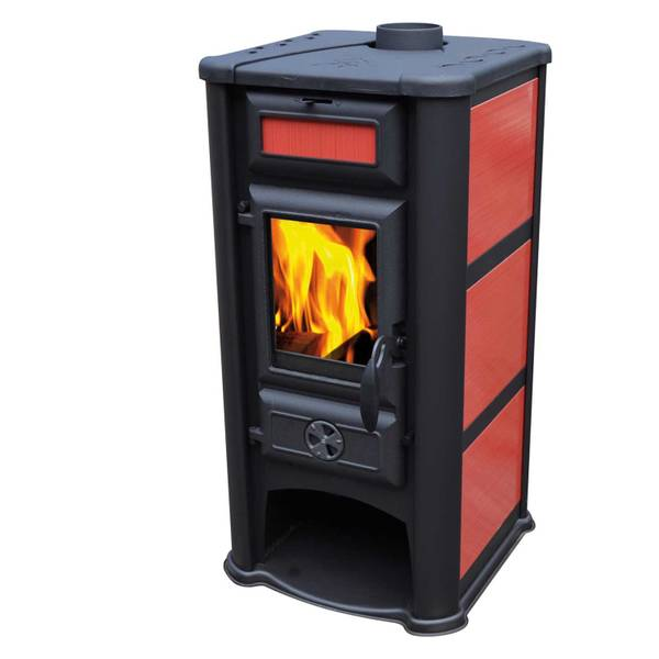 Hüttenofen 9 kW Blaze SUURI – Bild 4