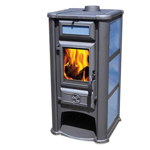 Hüttenofen 9 kW Blaze SUURI – Bild 2