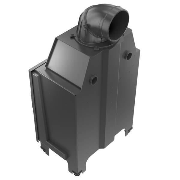 Kamineinsatz 10 kW Kratki MBM – Bild 2