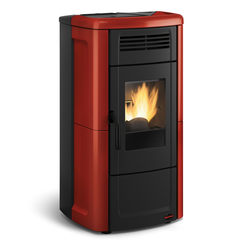 pelletofen 10 3 kw extraflame novella plus evo. Black Bedroom Furniture Sets. Home Design Ideas