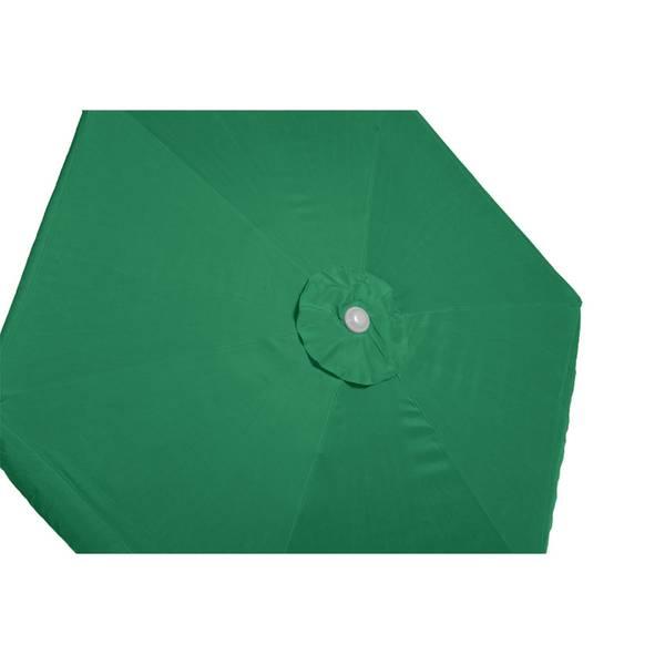 Schirm, Ø 270 cm, 38 mm Rohr, grün