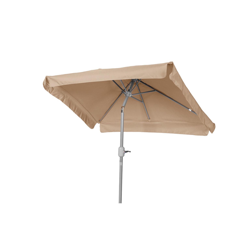 Schirm 160 x 230 cm, beige