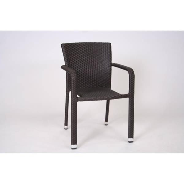 CARLOS Stapelsessel ohne Sitzkissen