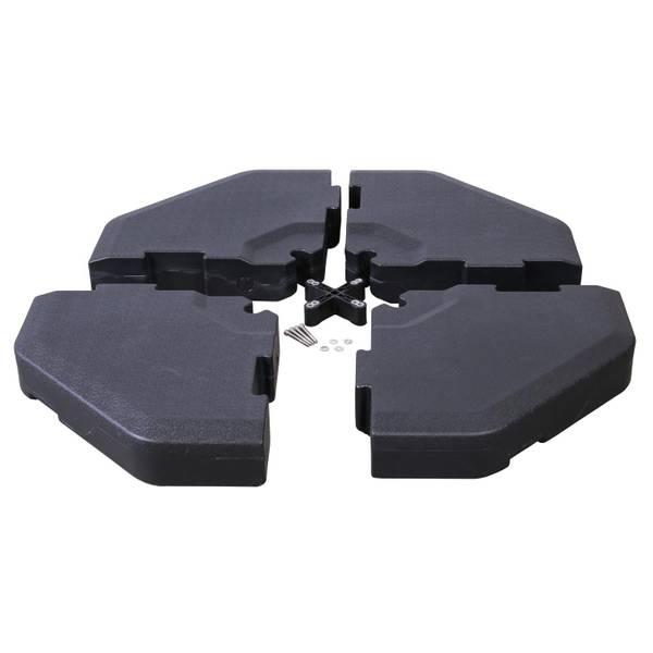 Einlegeplatten für Ampelschirme (4er-Set) – Bild 3