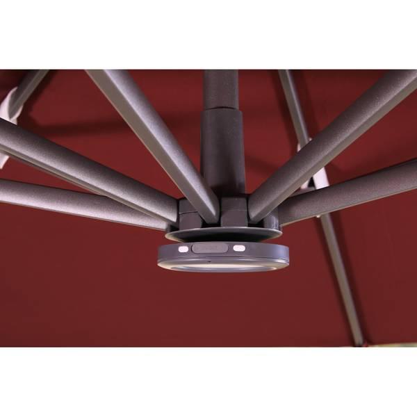 LED-Akku-Leuchte für Ampelschirme – Bild 3