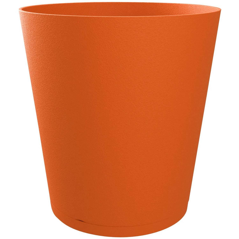Blumentopf TOKYO orange