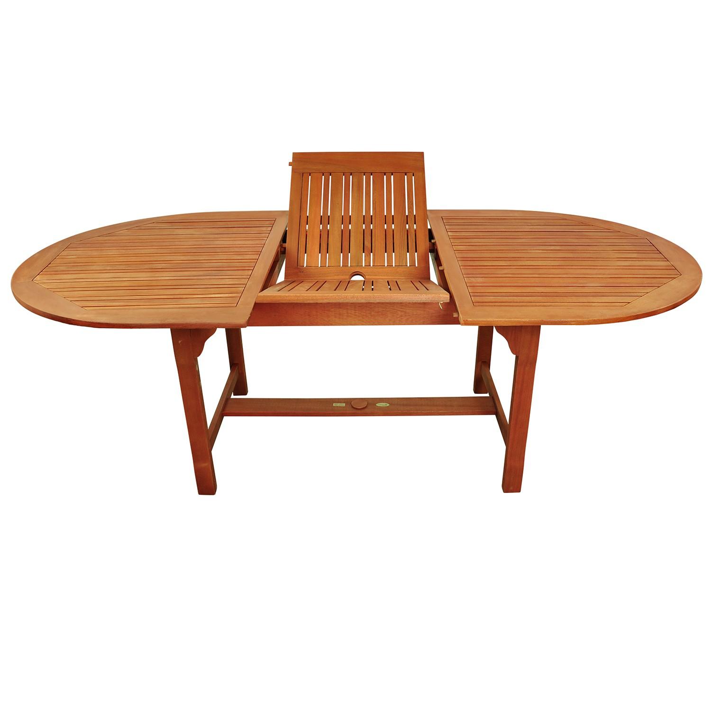 Gartenmöbel Set 7-teilig Bali - Serie Bali - GTX-70048-BASE7 Bild 4