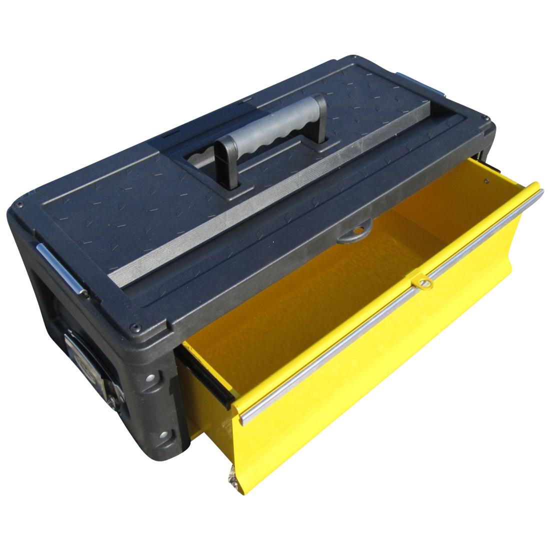 Metall Werkzeugtrolley XXL Type: B305ABCD -> jetzt neu mit Schubladenverriegelung und Schloss