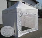 3x3m ALU Profi Faltzelt Marktzelt Marktstand Tent 50mm Hex ALU mit Metallgelenken und FEUERHEMMENDEN PLANEN - Bild 7