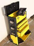 Metall Werkzeugtrolley XXL Type B305ABCD -> jetzt neu mit Schubladenverriegelung und Schloss - Bild 7