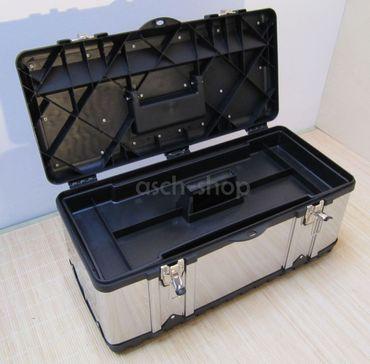 Materialbox Werkzeugkiste EDELSTAHL Type 302M – Bild 2