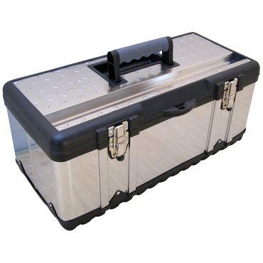 Werkzeugkiste Materialbox EDELSTAHL Type 302XL