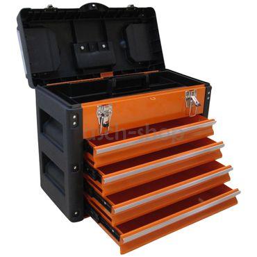 METALL Werkzeugkiste mit 8 Funktionen 3061BB
