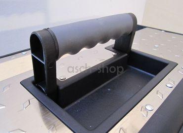 SET 2Stück Werkzeugkisten EDELSTAHL besonders EDEL – Bild 3