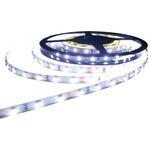 LED STRIP STRIPE STREIFEN LEISTE 300 LED 5mt kaltweiss weiß hell 12Volt, 1260Lumen (ohne Netzteil) - Bild 1