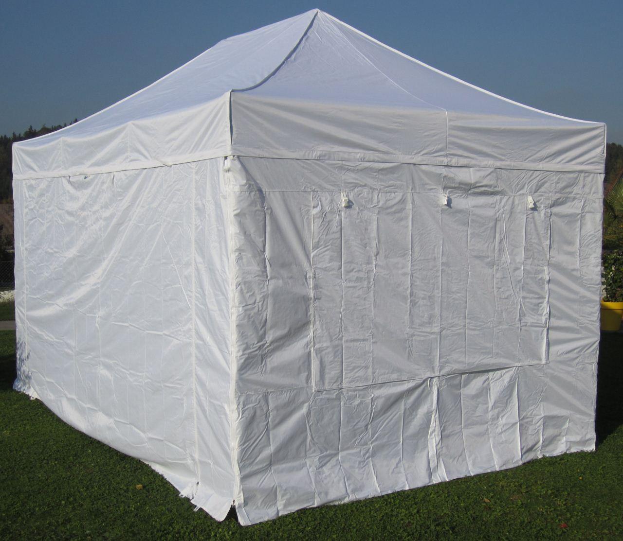 3x4 5m alu profi faltzelt marktzelt marktstand tent 50mm. Black Bedroom Furniture Sets. Home Design Ideas