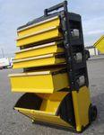 Metall Werkzeugtrolley XXL Type 305BBCD -> jetzt neu mit Schubladenverriegelung und Schloss - Bild 5