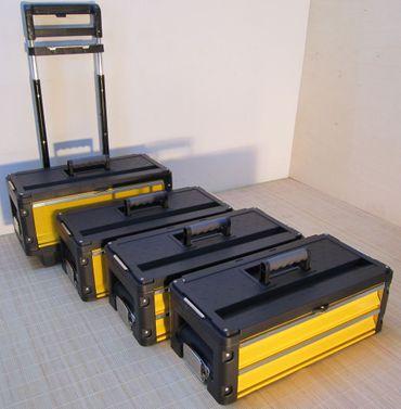 Metall Werkzeugtrolley XXL Type 305BBCC -> jetzt neu mit Schubladenverriegelung und Schloss – Bild 9