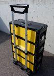 Metall Werkzeugtrolley XXL Type 305BBCC -> jetzt neu mit Schubladenverriegelung und Schloss - Bild 4