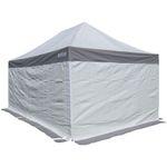 8x4m ALU Profi Faltzelt Marktzelt Marktstand Tent 50mm Hex mit Metallgelenken und PVC PLANEN FEUERHEMMENDEN - Bild 1