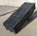 8x4m ALU Profi Faltzelt Marktzelt Marktstand Tent 50mm Hex mit Metallgelenken und PVC PLANEN FEUERHEMMENDEN - Bild 8