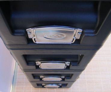 Metall Werkzeugtrolley XXL Type: 305BBBD -> jetzt neu mit Schubladenverriegelung und Schloss!! – Bild 8