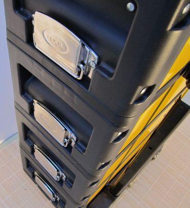 Metall Werkzeugtrolley XL Type B305ABD -> jetzt neu mit Schubladenverriegelung und Schloss – Bild 6