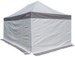 3x4,5m ALU Profi Faltzelt Marktzelt Marktstand Tent 50mm Hex mit Metallgelenken u. PVC PLANEN FEUERHEMMENDEN - Bild 1