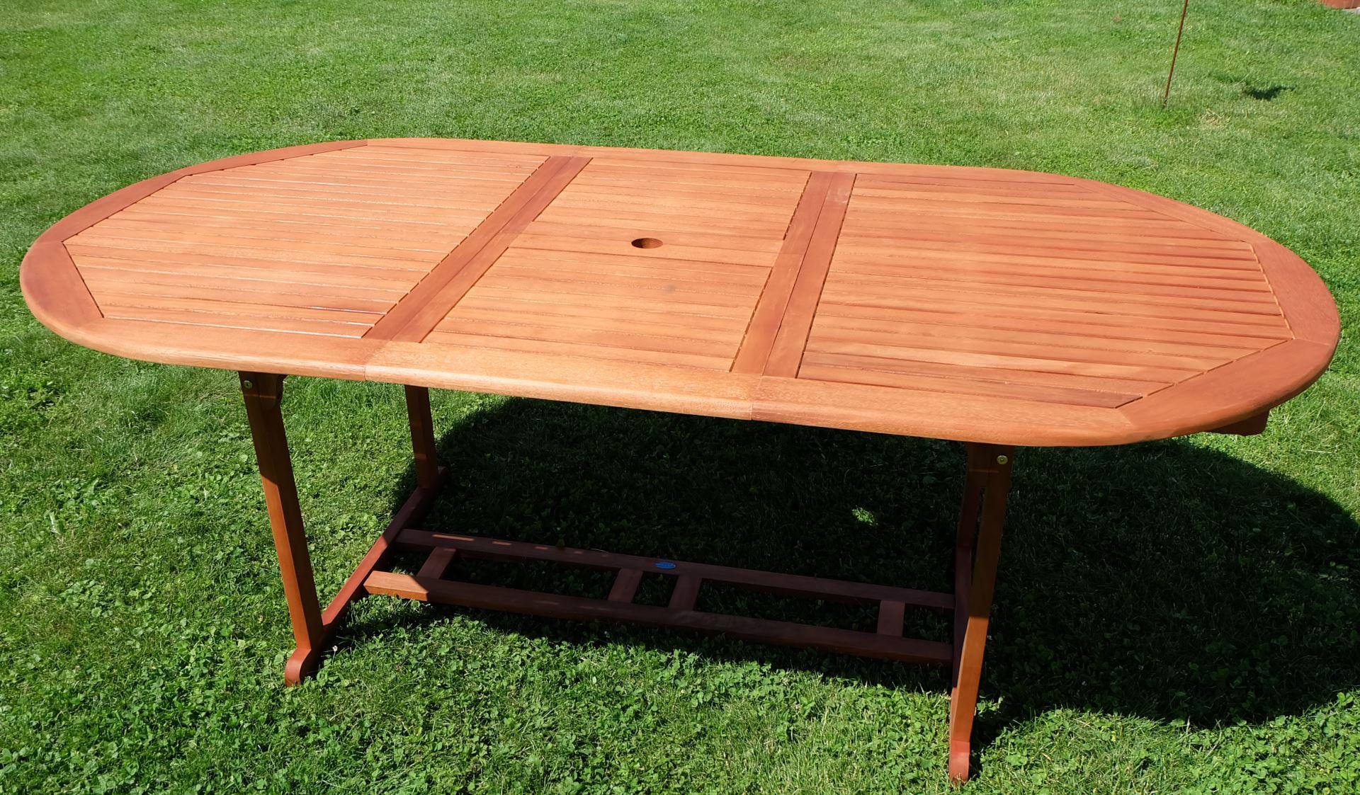 Beste Von Gartentisch Aus Holz Design