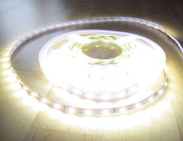 SET 6250 Lumen 5m Ultra Highpower Led Streifen mit 300 2835 LED's neutralweiß natur weiss naturweiß superhell inkl. Netzteil 24V (Pro-Serie) TÜV/GS geprüft – Bild 6