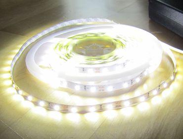 SET 6250 Lumen 5m Ultra Highpower Led Streifen mit 300 2835 LED's neutralweiß natur weiss naturweiß superhell inkl. Netzteil 24V (Pro-Serie) TÜV/GS geprüft – Bild 9