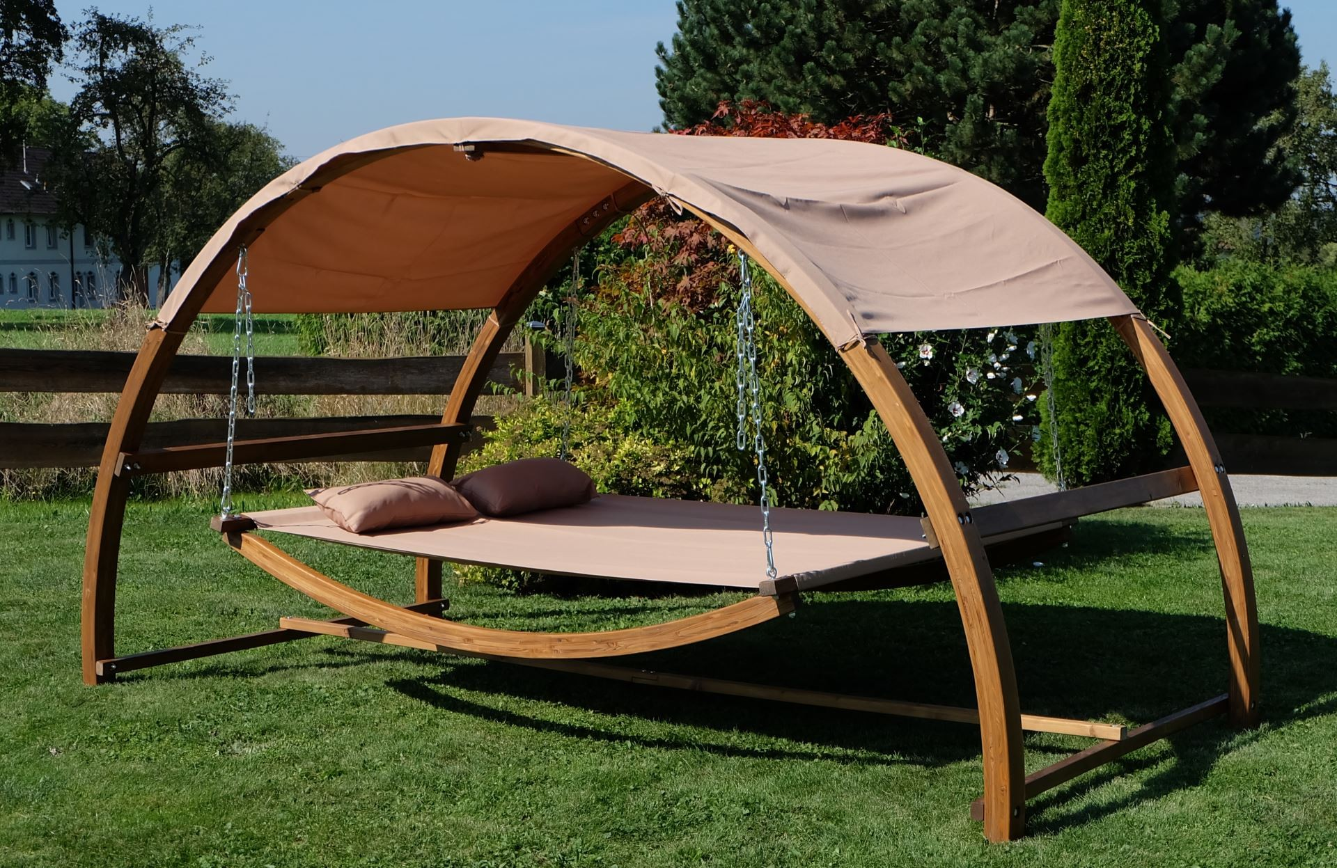 xxl doppelliege modell bavaro extrabreit f r 2 personen alles f r garten und terrasse. Black Bedroom Furniture Sets. Home Design Ideas