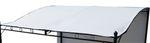 Dachplane wasserfest für Anlehn Pavillon 7107 - kein Umtausch oder Rückgaberecht