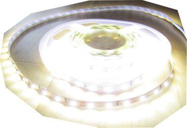 12500 Lumen 10m Ultra-Highpower LED Streifen mit 600 2835 LED's neutralweiß natur weiss naturweiß superhell 24V ohne Netzteil – Bild 1